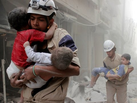 ロシア、アメリカをシリアから事実上放逐