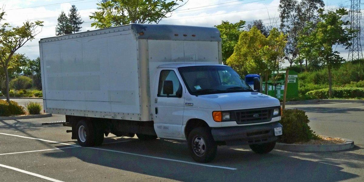 2006年式フォード製トラック