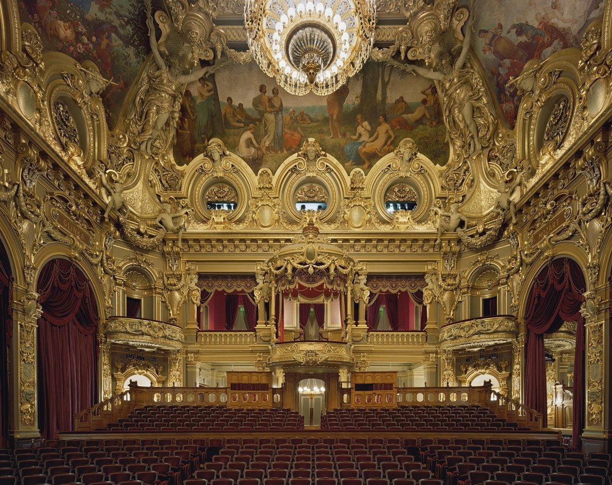 Opéra de Monte-Carlo,