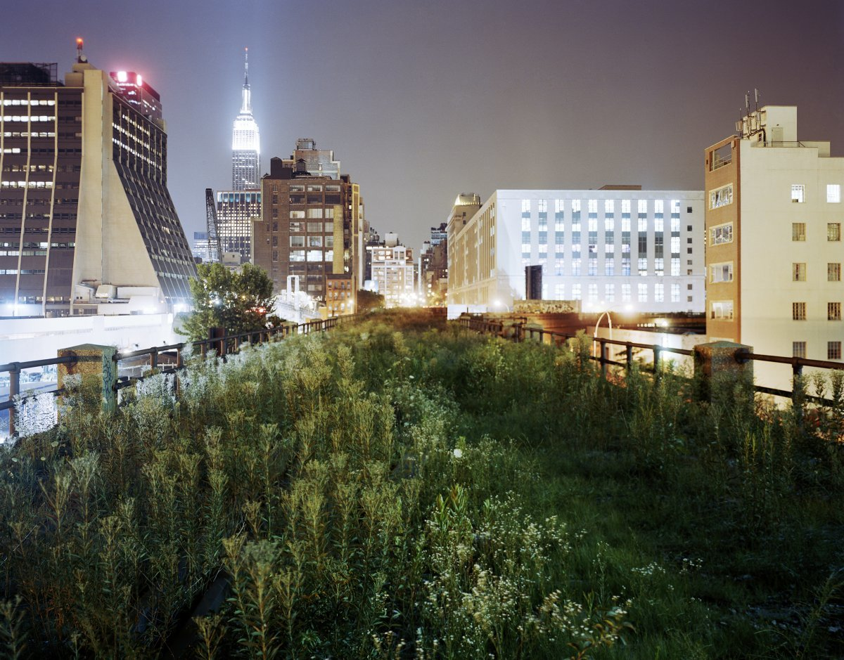 The Highline: Above 34th Street Eastward,
