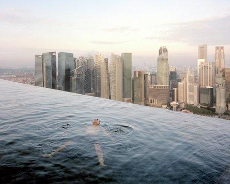 超富裕層の世界を映し出す写真たち