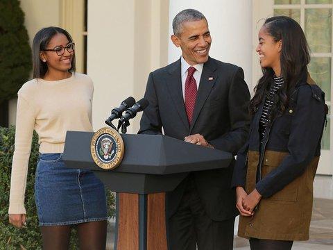 あの朝、オバマ大統領が娘たちに送った言葉