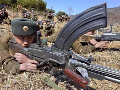 北朝鮮・朝鮮人民軍における武力装備の今