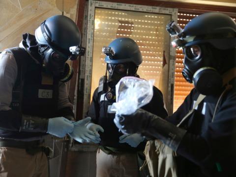 ISISがイギリスへの化学攻撃を計画