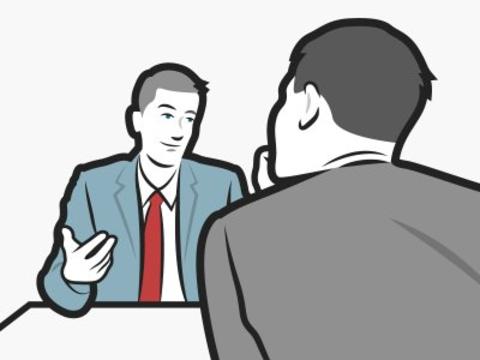 面接の印象を左右する「手」の使い方