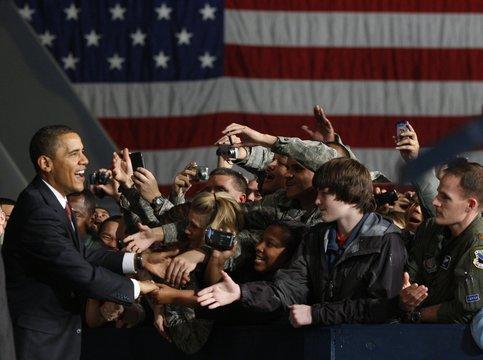 米軍はオバマ大統領をどのように評価したのか?