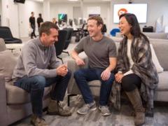Mark zuckerberg philanthropy 2019