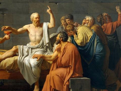 """ソクラテスほか、偉大な思想家9人が語る""""幸せの秘訣""""とは?"""