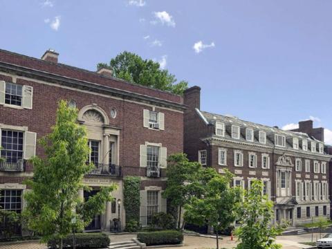 ジェフ・ベゾス氏がワシントンD.C.最大の邸宅を約26億円で購入 —— ちょっと中をのぞいてみようか