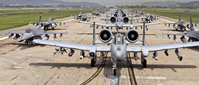 伝説の攻撃機「A-10」はアップグレードされて、まだまだ現役続行!