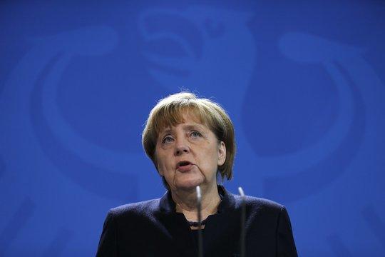 ヨーロッパの運命は「我々の手の中に」メルケル首相、トランプ次期米大統領に反論