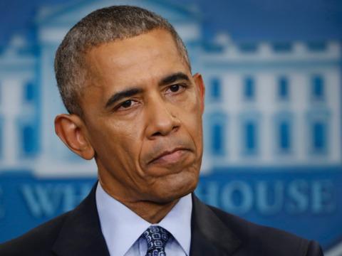オバマ大統領は就任式に出席 —— ボイコット報道には「ノーコメント」