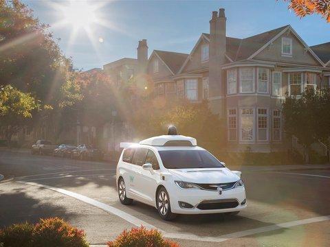 ハードウェアメーカーとしての色合いを強めるGoogle――自動運転のエコシステムを構築