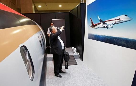 国産ジェット機「MRJ」の納入は最大で2020年半ばに延期