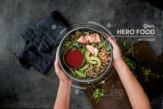 究極の健康食。ユーザーの遺伝子を分析して食事を宅配してくれる「Habit」