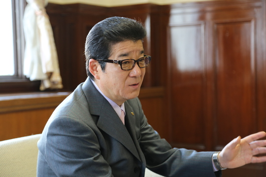 カジノ企業を惹きつける大阪リゾート構想 —— 次はテック業界を魅了するか 松井・府知事インタビュー