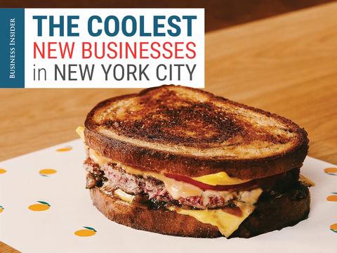NYの最先端ベンチャー25選 ―― 革新的な起業家精神が生み出すスモールビジネスの数々