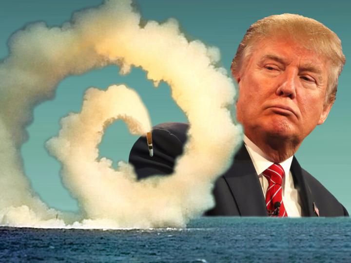 トランプ大統領の核使用に制限をかけようと画策