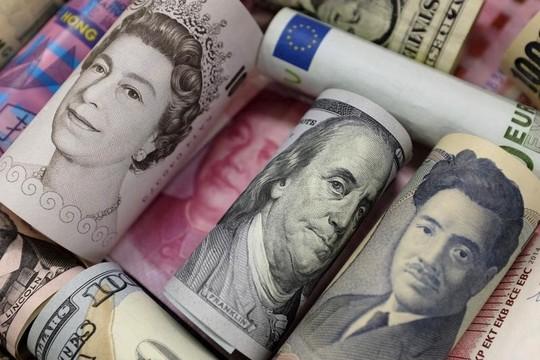 ドル下落―ダウ平均は2万ドルに乗せるも、くすぶる保護主義への懸念