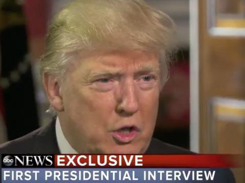 「数カ月以内」にメキシコとの国境に壁を作り始めるとトランプ大統領