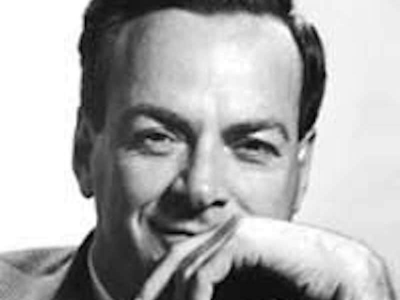 richard-feynman-theoretical-physicist