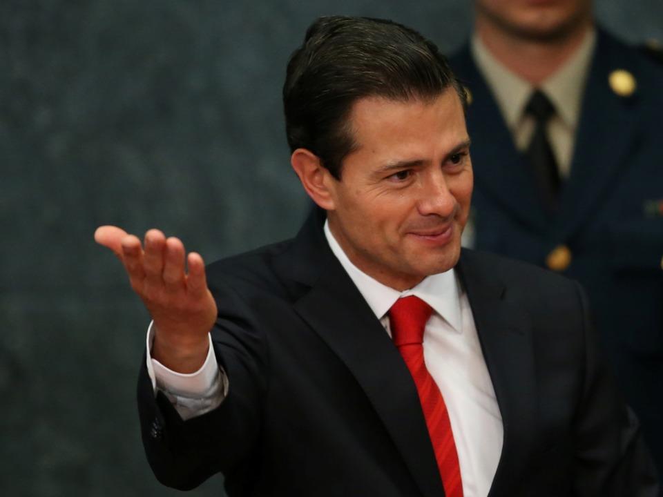 メキシコのペニャニエト大統領