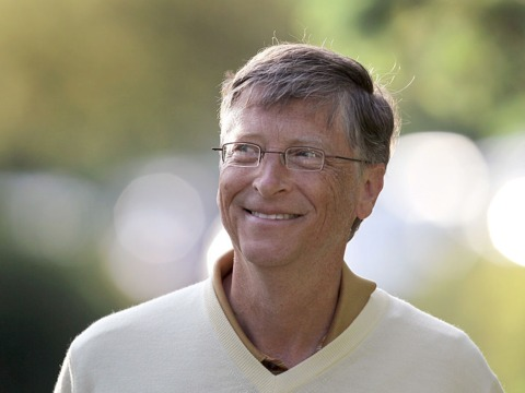 ビル・ゲイツ氏は2042年に「ビリオネア」ならぬ「トリリオネア」になるかも