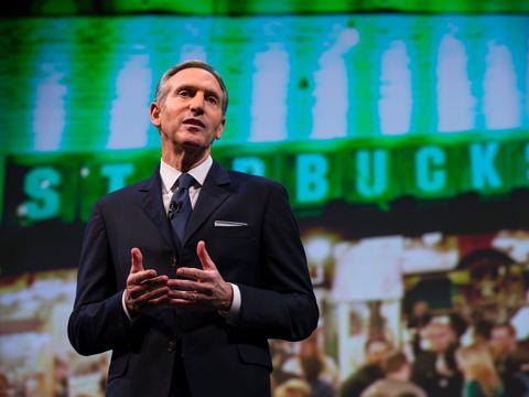 スターバックスが直面する危機 —— CEOは具体的な改善策を語らず