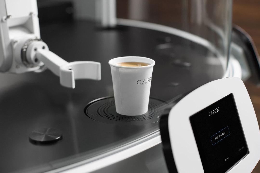 ロボットコーヒー