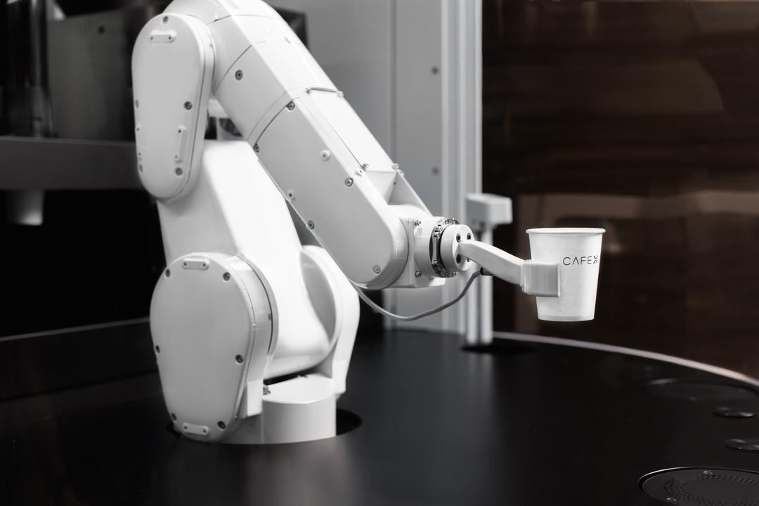 コーヒーロボット