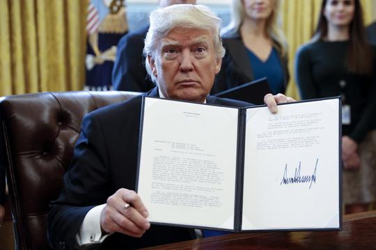 貿易制限で打撃を受けるのは、実はトランプ大統領を選んだ州だった!