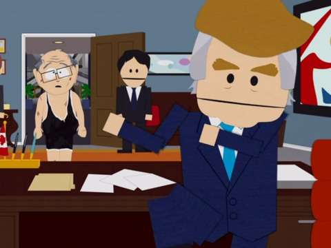 south-park-creators-explain-why-its-too-hard-to-make-fun-of-trump-satire-has-become-reality