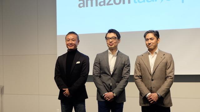 Amazon社長に「ハードウェア・スタートアップにやさしいストアって何?」を直接聞いてみた