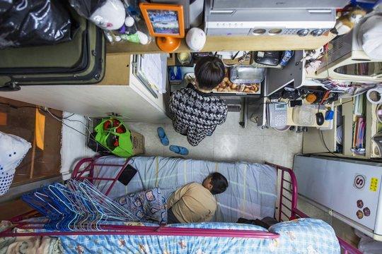 世界中のマイクロ・アパートメントをとらえた驚愕の写真28枚
