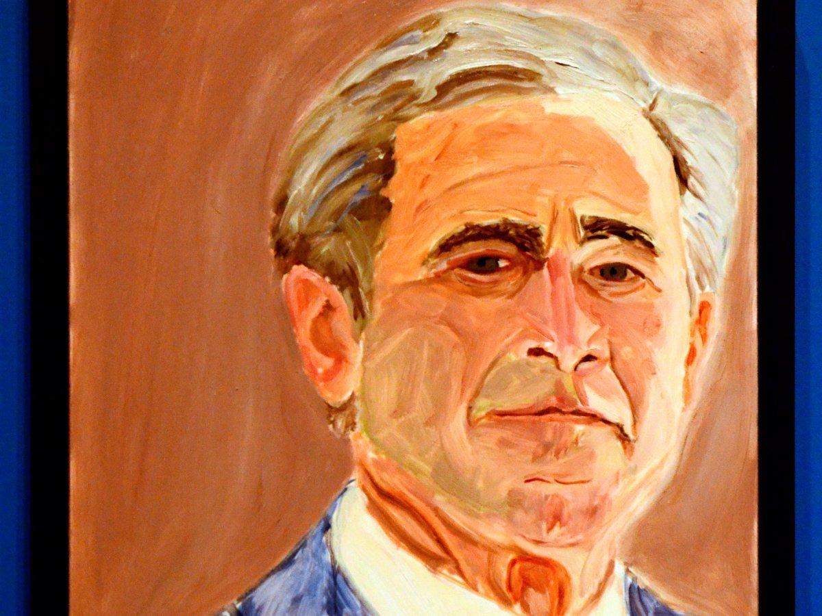 george-w-bush-paints