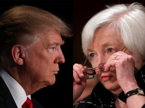 イエレンFRB議長、オバマケア廃止はアメリカ経済に悪影響をおよぼすと主張