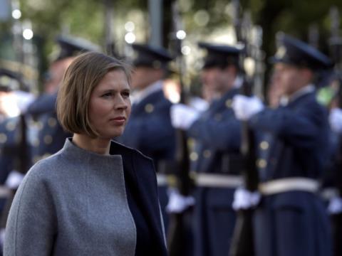 エストニアがトランプ大統領のNATOに対する姿勢を支持