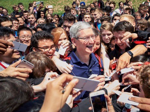 Appleの「WWDC 2017」は6月5日、新本社の近くで