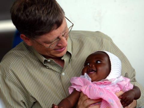 ビル・ゲイツ「これは世界でもっとも美しいチャートだ」