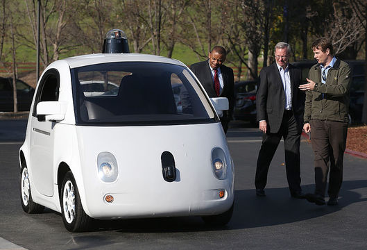 Googleから独立したWaymo、自動運転技術の盗用でUberを訴える