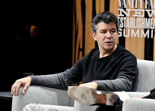 Uberが従業員の匿名チャットアプリの使用を禁止
