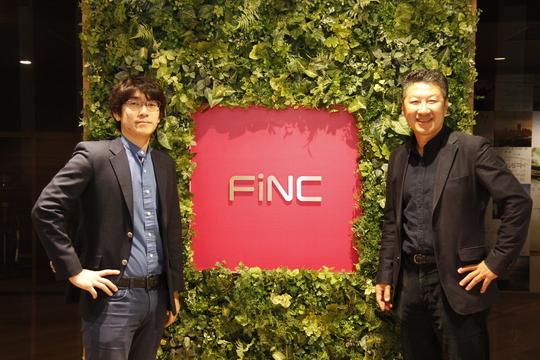 FiNCが元ゴールドマン・サックスの幹部をCFOに抜擢した理由 —— AIを操るヘルステック・ベンチャーの狙い