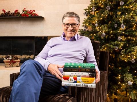 ビル・ゲイツ氏が注目しているイノベーション領域は「AI」「学習」「医療」