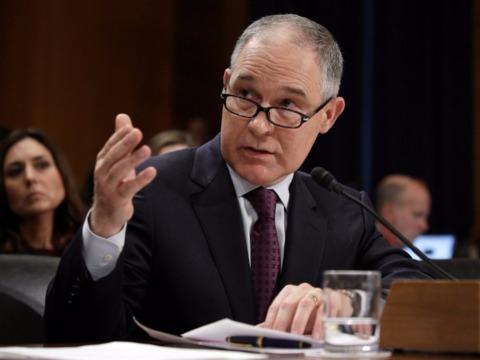 事業者のメタンガス排出量報告義務を廃止。米政権の温暖化対策は後退
