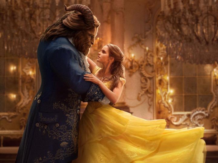 『美女と野獣』のイメージ