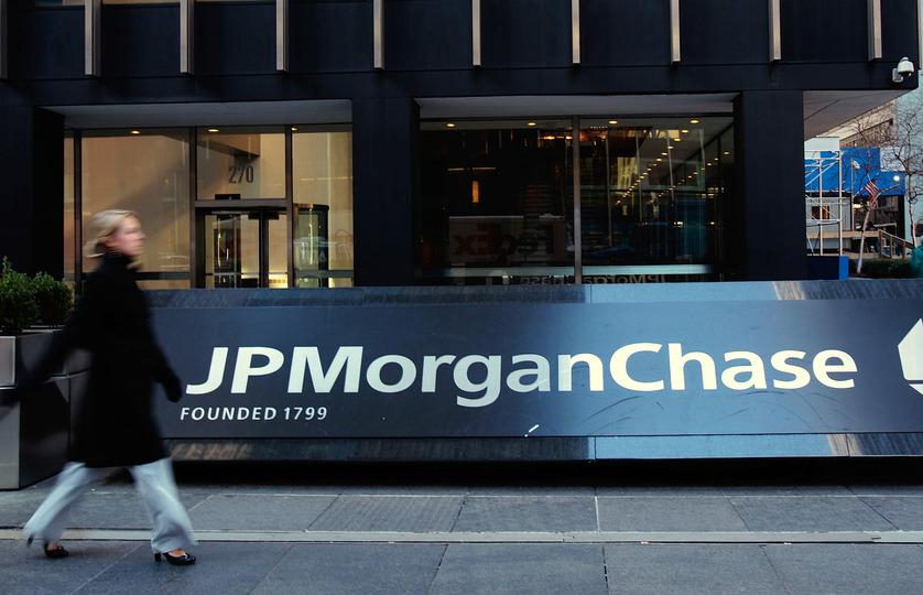 JPモルガン・チェース