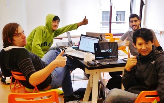 Aniwoを支えるエンジニアたち。