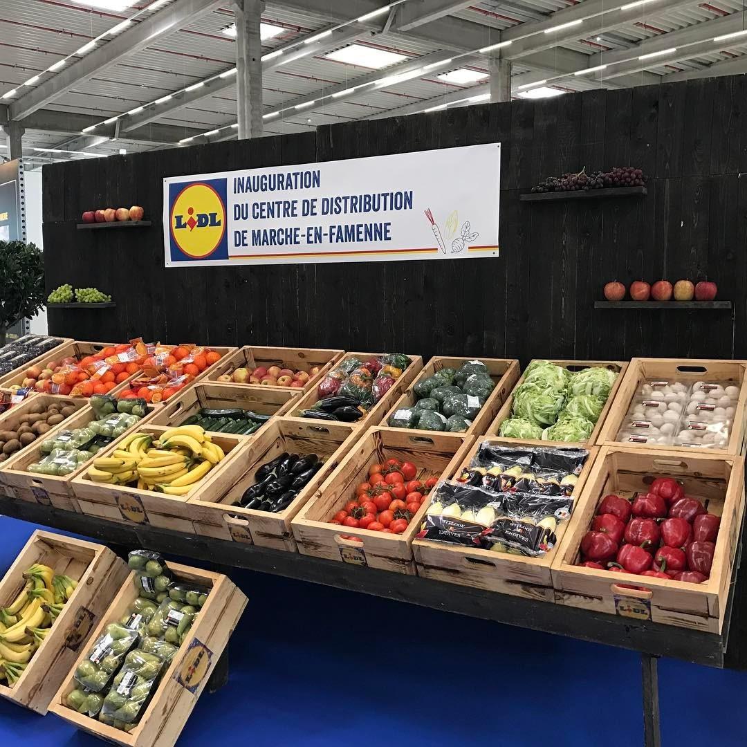 ドイツのスーパーマーケットチェーンLidl
