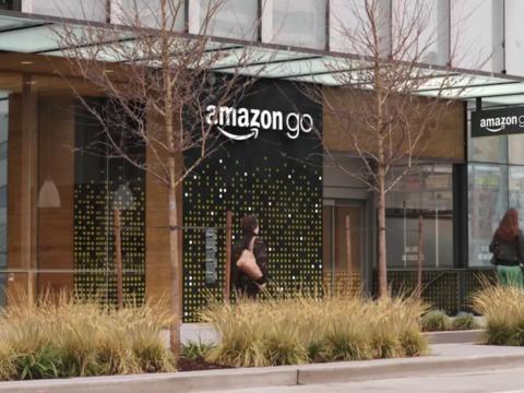Amazon GOの店舗写真