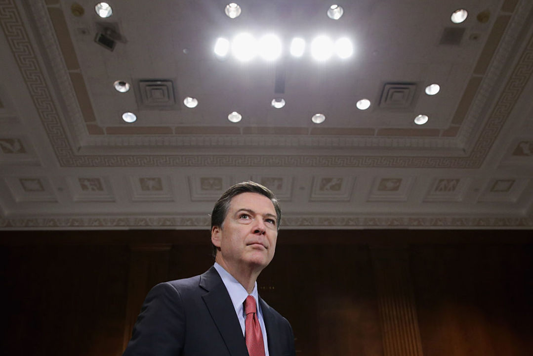 FBI Director James Comey Jr.